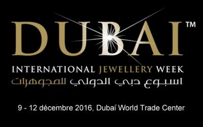 DUBAI INTERNATIONAL JEWELLERY WEEK