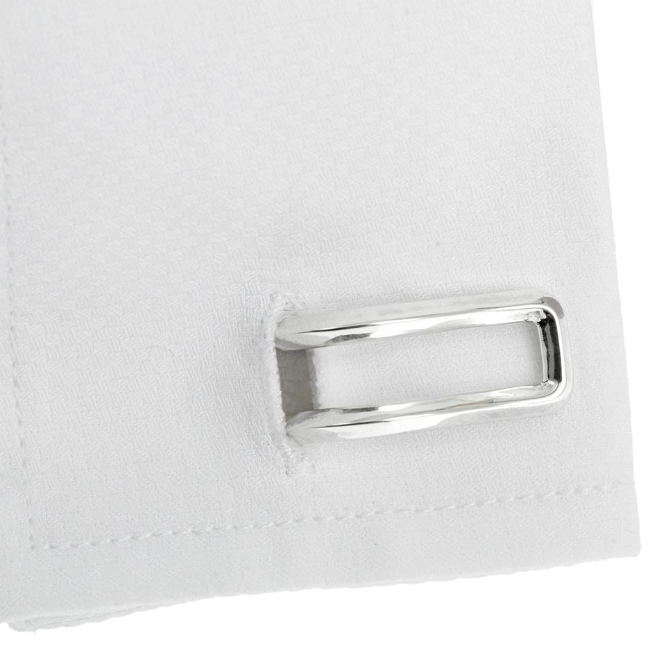 Boutons manchettes sur chemise V2V Paris